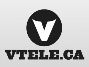 le logo de la nouvelle chaîne VTELE