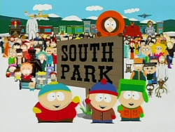 Générique d'intro South Park saison 10