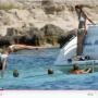 Pippa Middleton en bikini sur un yacht