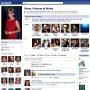 Le compte Facebook de Lady Di