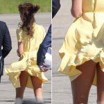 Kate Middleton a le vent dans les voiles
