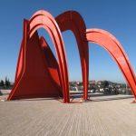 Un geste pour Jérusalem d'Alexander Calder