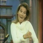 Céline Dion heureuse d'être contente