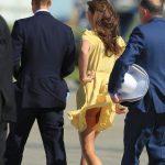 Oups, les fesses de Kate Middleton!