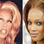 Tyra Banks et RuPaul ont le même coiffeur