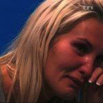 Marie de Secret Story 5 qui pleure