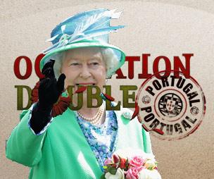 La reine à Occupation Double?