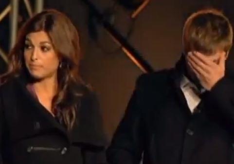 Nancy ridiculise Georges-Olivier lors de la finale d'OD8