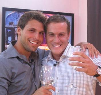 Étienne et Georges-Olivier d'Occupation Double 2011