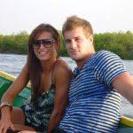 Nancy et Georges-Olivier en Thaïlande