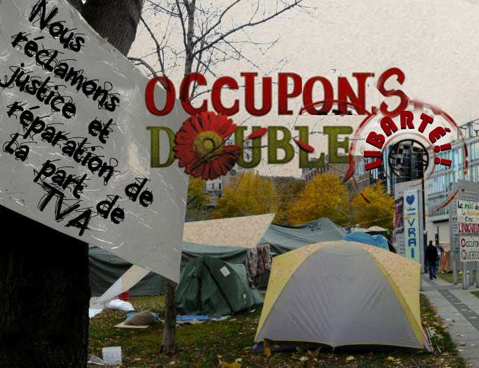 Occupons Double!