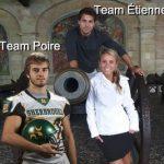 Poire, Étienne et Geneviève