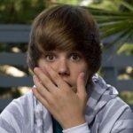 Justin Bieber surpris
