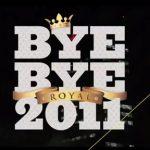 Logo du Bye Bye 2011