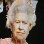 Reine Elisabeth II lors des jeux olympiques Londres 2012