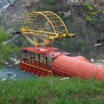 Le téléphérique du Tourbillon de Niagara Falls