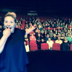 La comédienne et humoriste Valérie Blais
