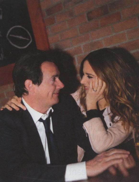 Pierre-Karl Péladeau et Julie Snyder