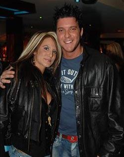 Priscilla et Mathieu de Loft Story