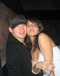 Priscilla et Michael Ryder du Canadien